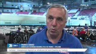 Cyclisme : championnat régional au vélodrome de Saint-Quentin