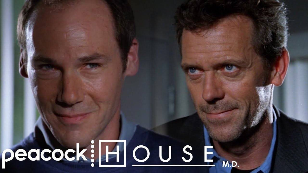 """""""SPEAK!"""" - House Thinks He Cured A Mute   House M.D."""