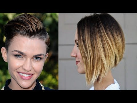 Short Haircut Styles for Beautiful Women ♥ Short Hair Hairstyles for Women/Teenagers