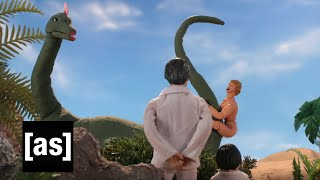 Fantasy Island Dino Sex | Robot Chicken | Adult Swim