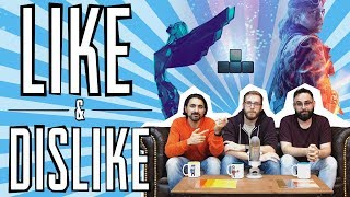 LIKE & DISLIKE: Battlefield V, Tetris Effect, The Game Awards...