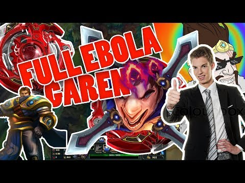 FULL EBOLA GAREN LEAGUE OF LEGENDS [DARK HARVEST]