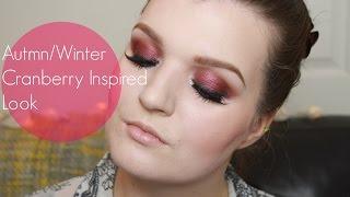 Autumn/Winter Cranberry Smokey Eye | LiddieLoo Thumbnail