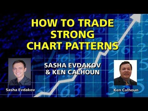 Sasha Evdakov & Ken Calhoun Trading Strong Charts