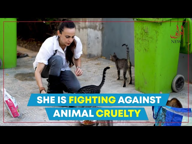 Yasmin Zaidi (Jazz) Is Fighting Against Animal Cruelty