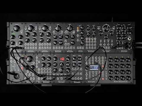 Erica Synths Black System III sound demo