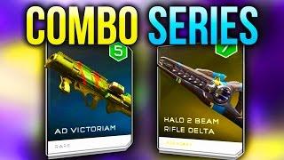 AD Victoriam | H2 Beam Rifle Delta - Combo Series - Halo 5 Guardians