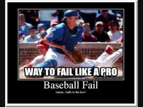 Funny Baseball Bloopers