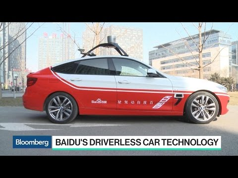 Baidu Challenges Google, Tesla With Driverless Car Tech