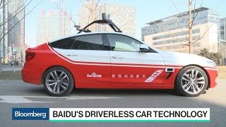 Baidu Challenges Google, Tesla With Driverless Car Tech