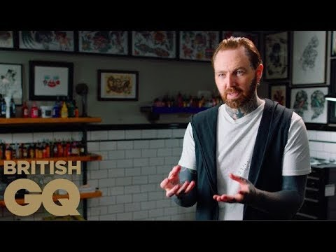 Celebrity tattoo artist Kevin Paul shares his skincare secrets   Nivea Men   British GQ