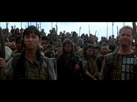 Braveheart - William Wallace's Speech Subtitled In English
