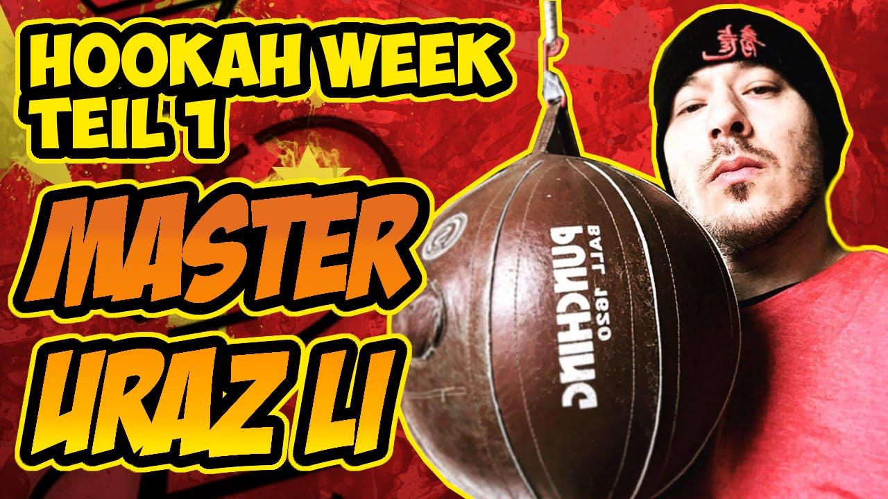 Hookah Week (Teil 1) Zu Besuch bei Uraz im Wohnzimmer
