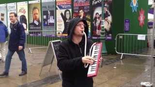 Rain Down On Me - Human Jukebox