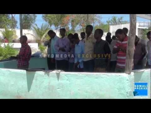 Dhuhr Time at Mogadishu University, Somalia