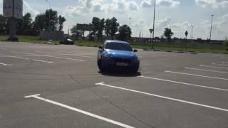 видео BMW М4 в стайлинг-пакете от Z-Performance