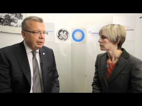 UN Office of Drug and Crime Executive Director Yury Fedotov ...