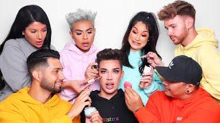 Makeup Relay Race ft. My Best Friends Video