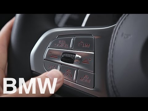 Switch between Active and Dynamic Cruise Control – BMW How-To