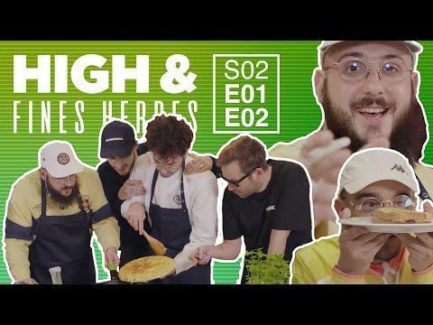 Youtube: High & Fines Herbes: Épisodes 1 et 2 – Saison 2