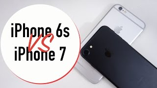 iPhone 7 vs iPhone 6S - Il confronto