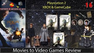 Movies to Video Games Review - Lemony Snicket