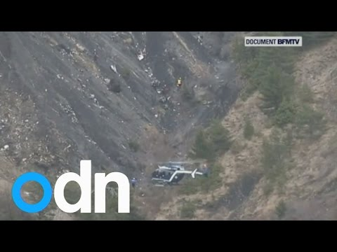 Experts speculate the cause of A320 crash in the French Alps