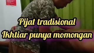 Pijat Tradisional, Ikhtiar Punya Momongan.sport Massage