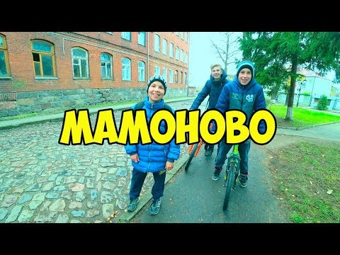 Калининградская область. Мамоново, город блогеров и ауди100