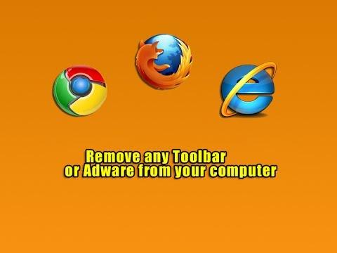 Remove any Toolbar