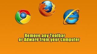 Remove any Toolbar