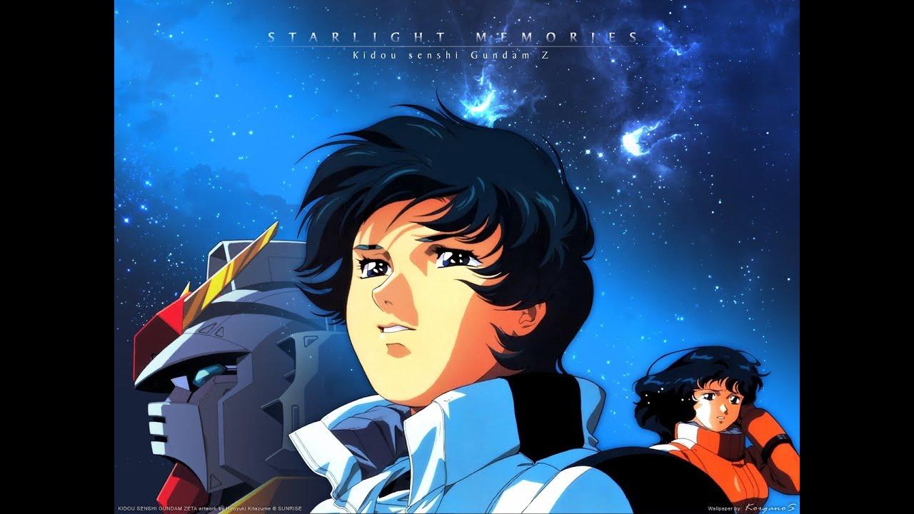 水の星へ愛をこめて Remix/ 下川みくに / Simokawa Mikuni/ Zeta Gundam OST