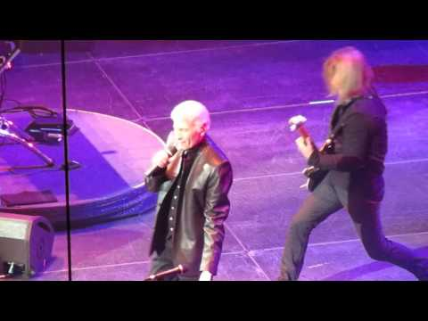 Lady by Dennis DeYoung at the Bradley Center