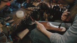 ハドソン靴店 横浜で唯一の靴職人であり、吉田茂元首相をはじめ、 多く...