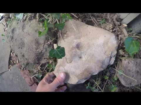 Ohio Nutting Stone Collection Arrowheads Hunting Indian Artifacts History Native America