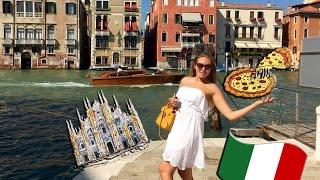 ИТАЛИЯ: Милан-Венеция (Italian vlog)