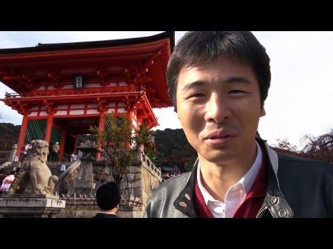 恋人GETするために縁結びチャレンジat紅葉京都清水寺  Kyoto motorbike travel
