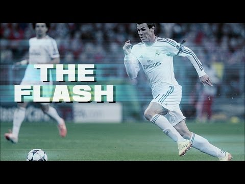 Gareth Bale | Making Defenders Look Stupid With His Speed | HD