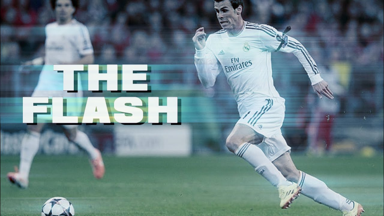Download Gareth Bale   Making Defenders Look Stupid With His Speed   HD