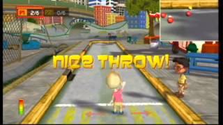 Neighborhood Games Review Wii