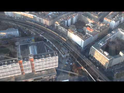 BVG Trams, U Bahn U6 and Bahnhof Friedrichstrasse