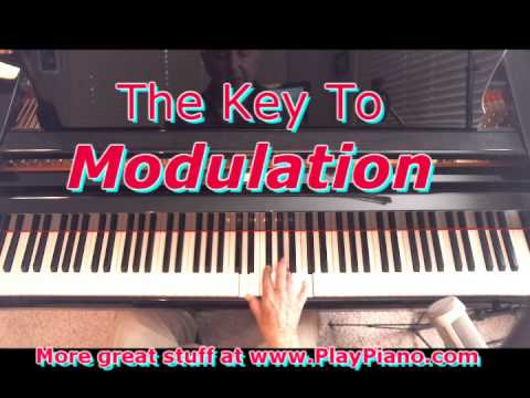Modulation: How To Get From Key To Key Easily!