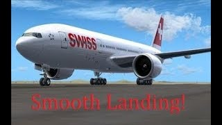 ROBLOX | Airbus A330-200 Swiss Airlines | A Place With Airliners