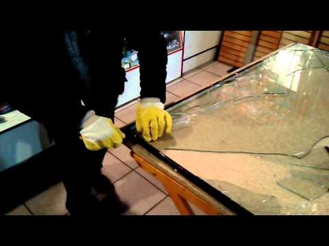 видео: стеклопакет своими руками.