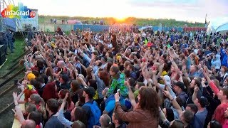 В Архангельске прошёл рок-фестиваль под открытым небом «Мост»