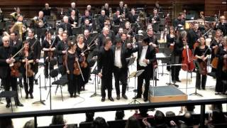 Concerto sacra for oboe and orchestra is based on the Canonic Hours...