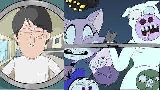 The Knock Knock Joke Song | Dolan Animated Music