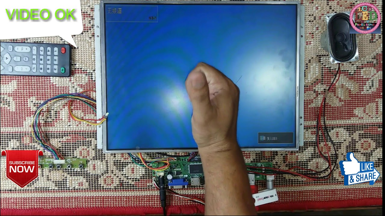 Skr 03 8501 Universal Lcd Led Tv Samsung Controller Driver Circuitboardforlcdledtvtvjpg Board Pc Vga Hdmi Usb Aaa
