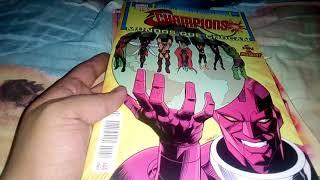 Compras comiqueras del día #24 Baby Darkseid 7w7