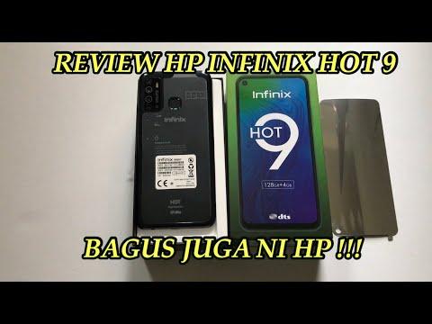 Hallo sobat gadget di video kali ini saya ingin mgeriview sedikit tentang HP INFINIX HOT 9 PLAY lalu.